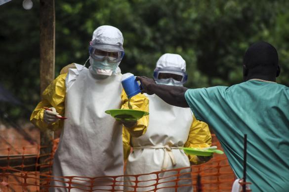 Ebola keeps on keeping on