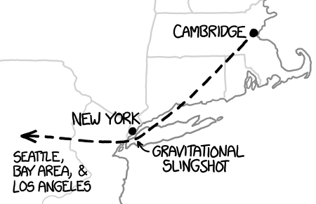 "Tour schedule for XKCD ""What If?"" book"
