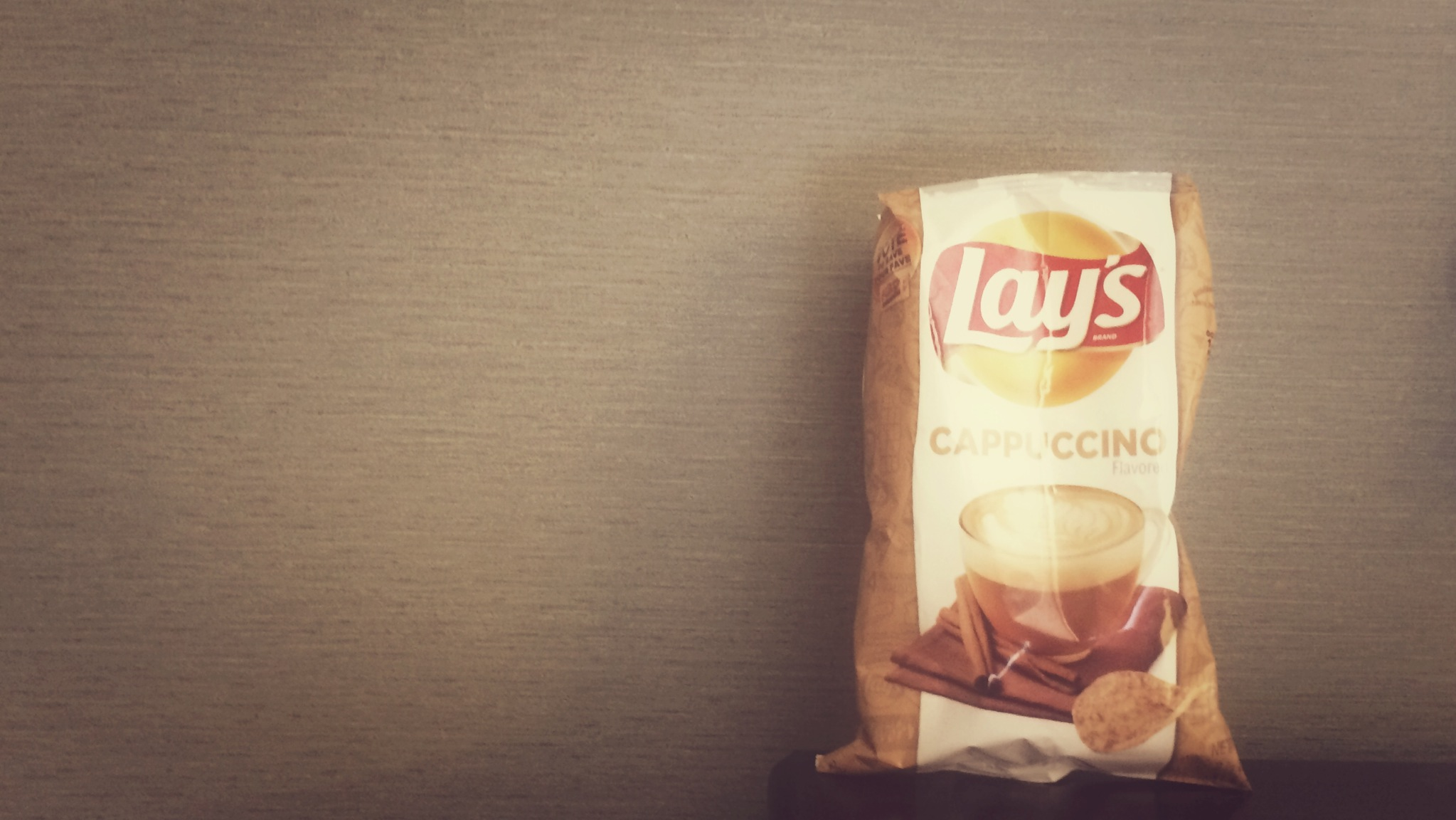 Review: Cappucino flavorLays