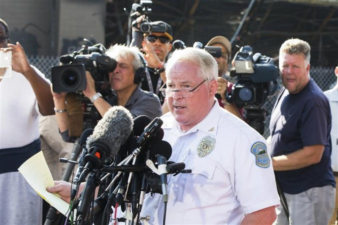 Name of Ferguson police officer who shot Mike Brown revealed