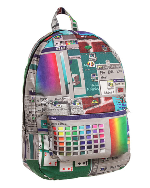 Windows 95 Backpack and relatedfashions