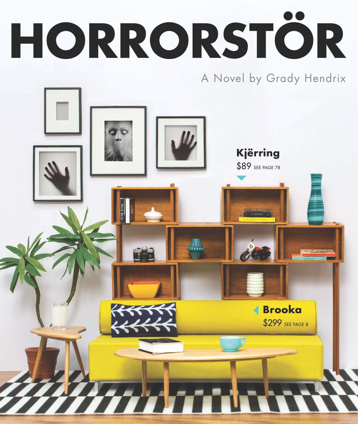 Oh My Experience Ikea Catalove 2014: A Horror Novel That Looks Like An IKEA Catalog