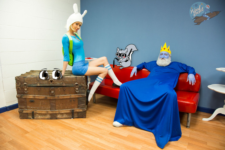 adventure time porn parody