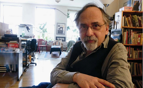 """Art Spiegelman: """"Despite the rumors, I am not the Jew in charge of all comicsmedia"""""""