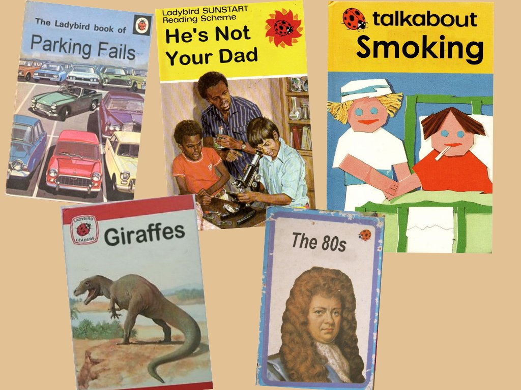 Great Childhood Books of Yesteryear