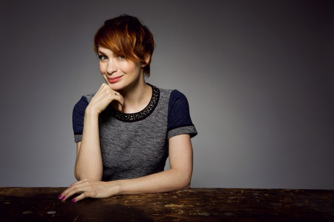 Felicia Day. Photo: Cristina Gandolfo.