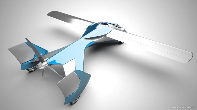 That flying car you were promised? Aeromobil promises to deliver the world's first, soon.