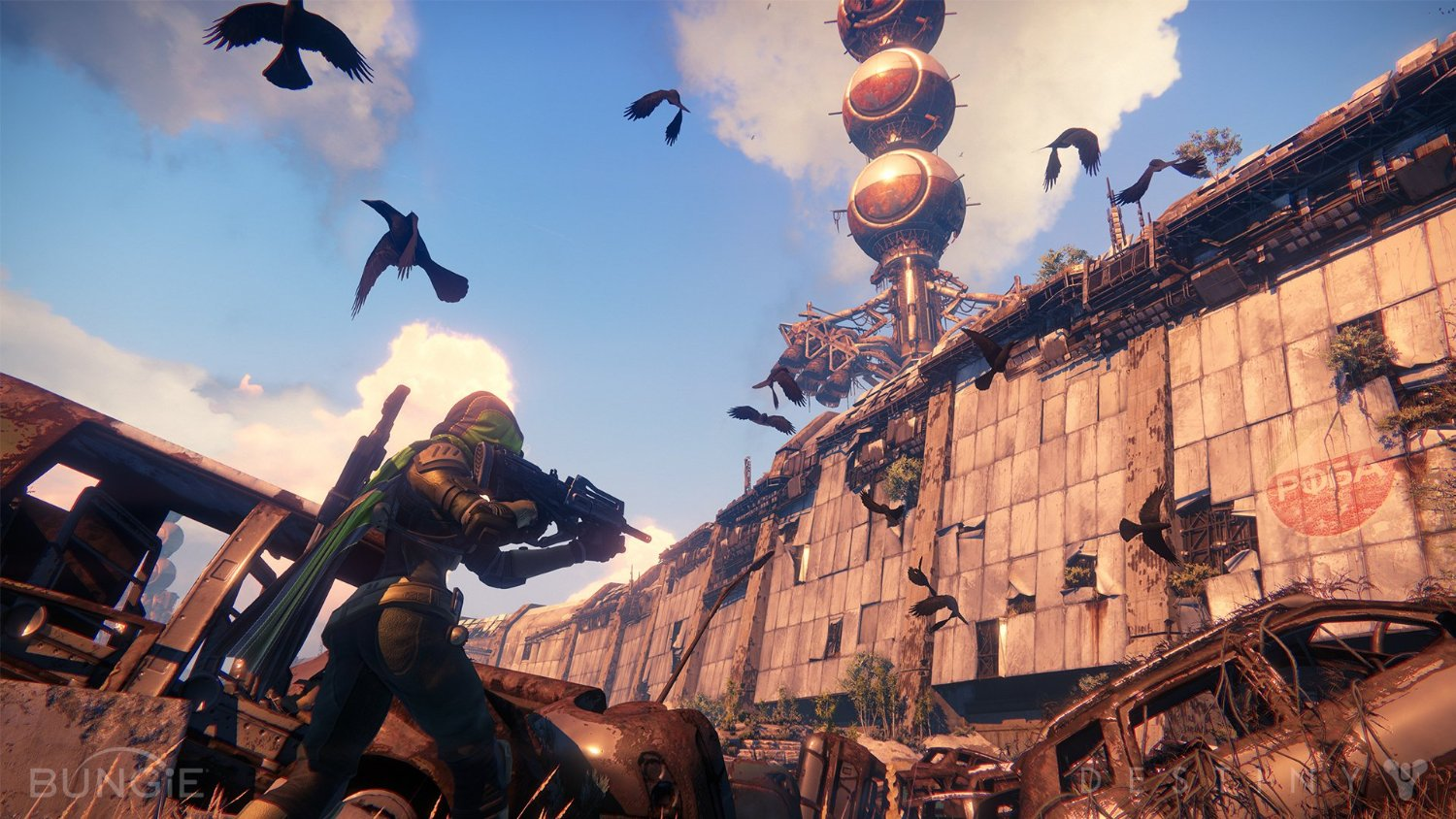 Bungie's Destiny for the Xbox One