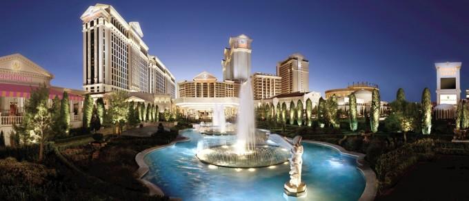Caesar's Palace, Las Vegas.