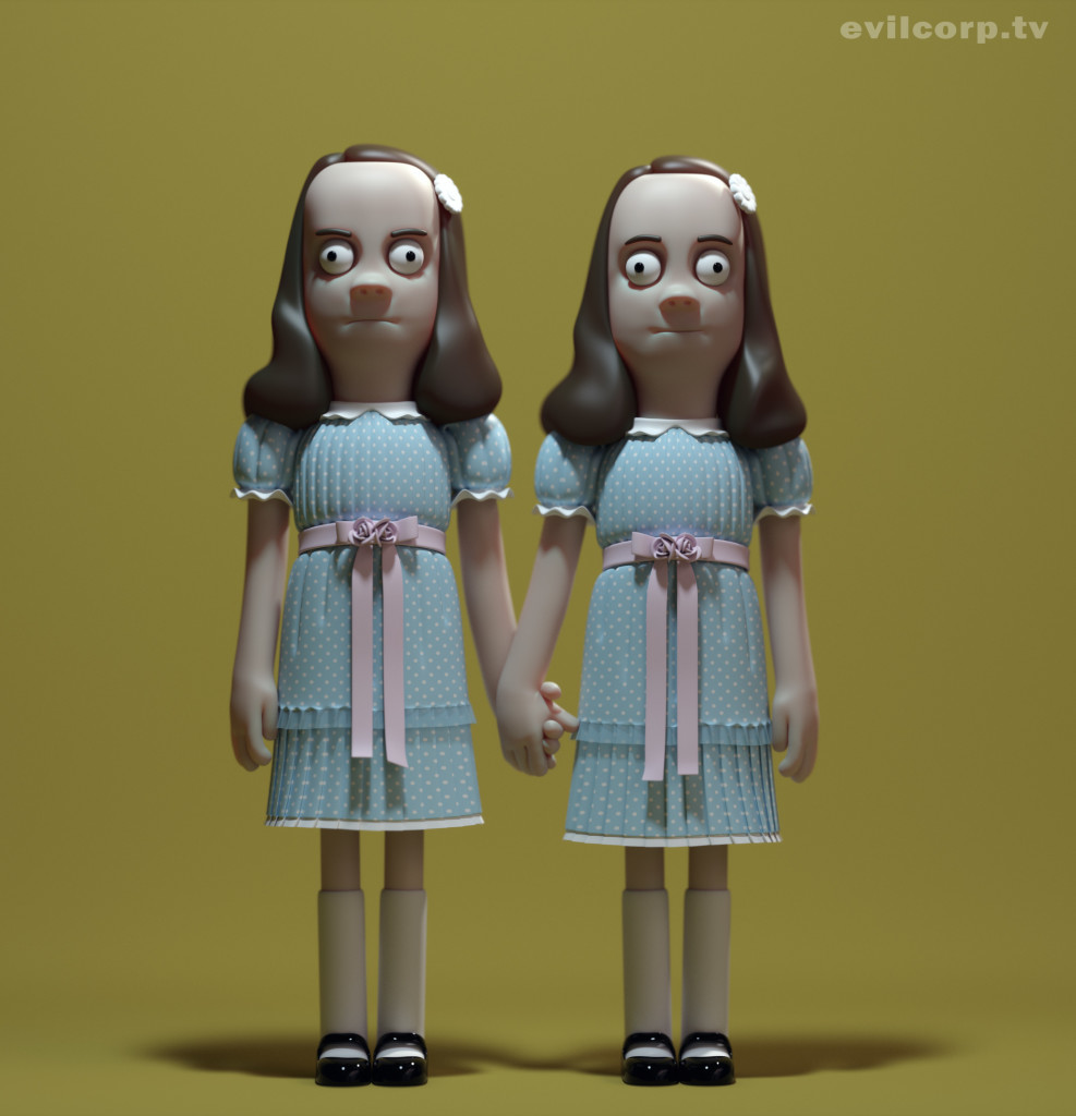 Your Favorite Horror Icons As Evil Vinyl Figures Boing Boing