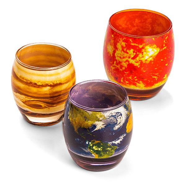 Solar system drinkingglasses
