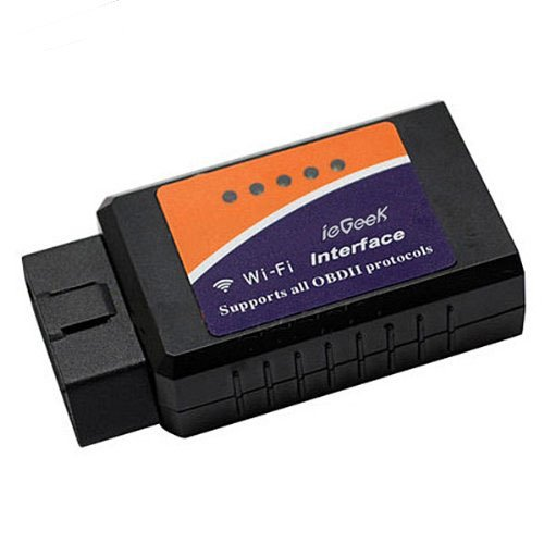 I Have A 04 Rx8 My Check Engine Light Goes On And Off: WIFI OBD-II Plug In For Checking Car And Motorcycle Error
