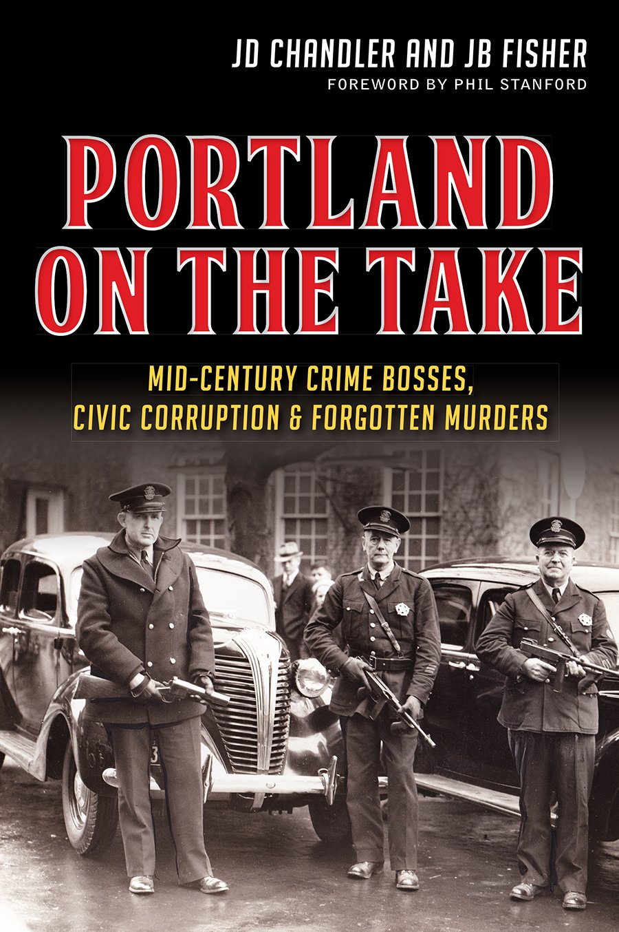 Mid-Century Crime Bosses, Civic Corruption and Forgotten Murders