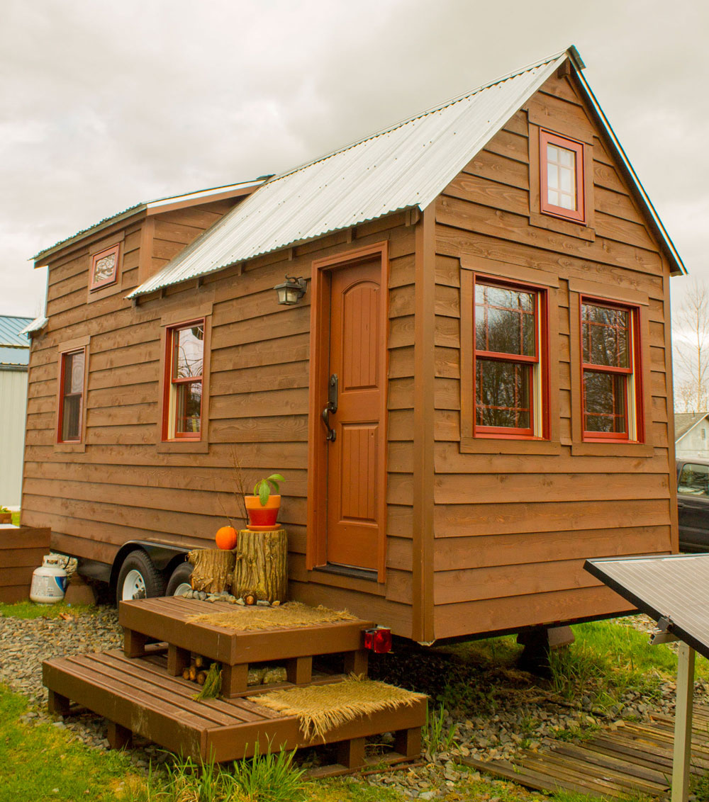 The couple that quit renting to live in a tiny house Boing Boing