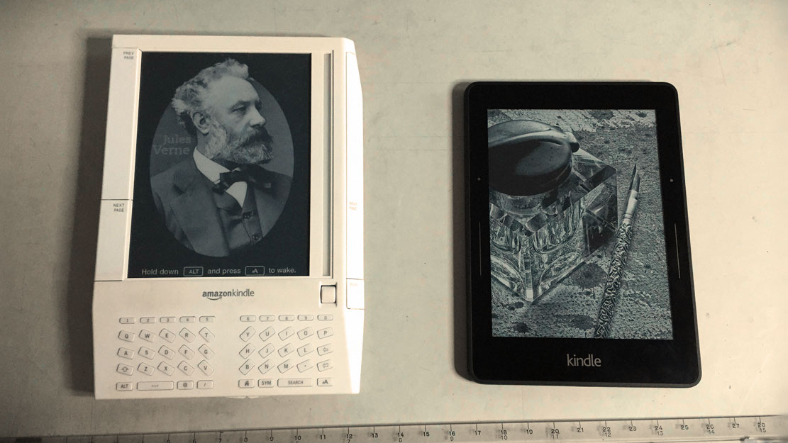 I would replace my Kindle Voyage with a Kindle Voyage