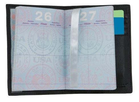 Travelon RFID Blocking Passport Case