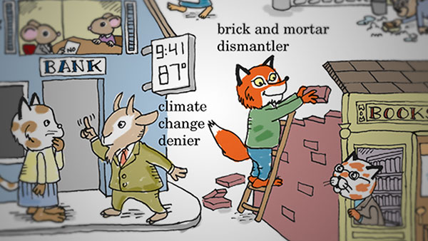 Richard Scarry's Busy Town in the 21stCentury