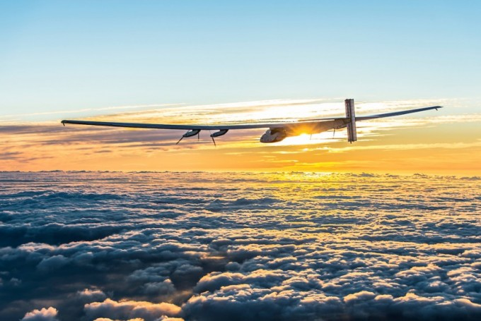 First attempt at around-the-world solar-powered flight to take off from Abu Dhabi in March, 2015
