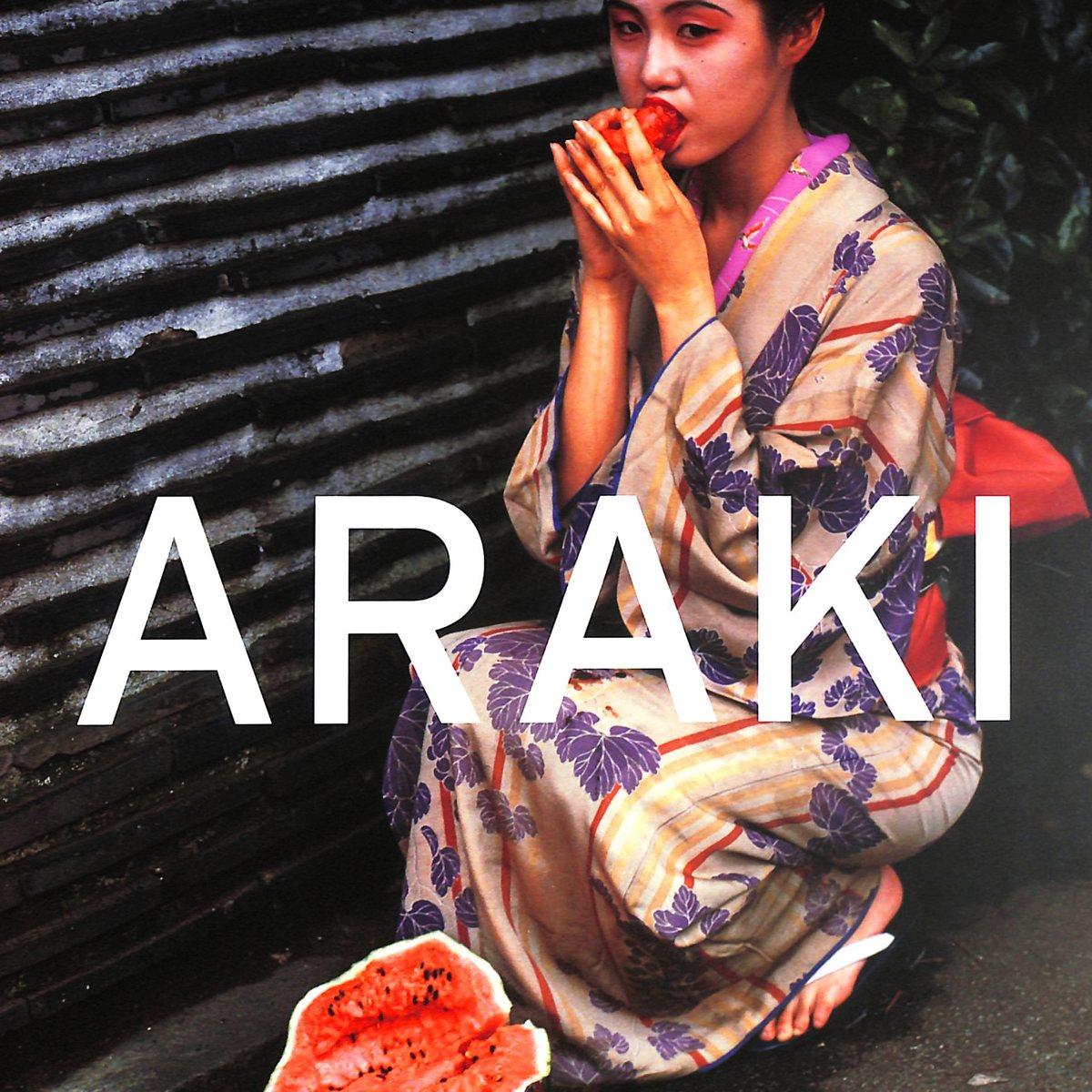 Nobuyoshi Araki Shirt Females of Nobuyoshi Araki
