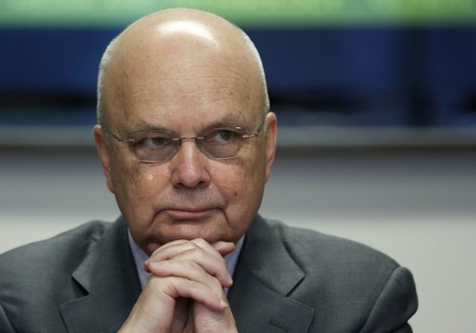 Michael Hayden (Larry Downing/Reuters)