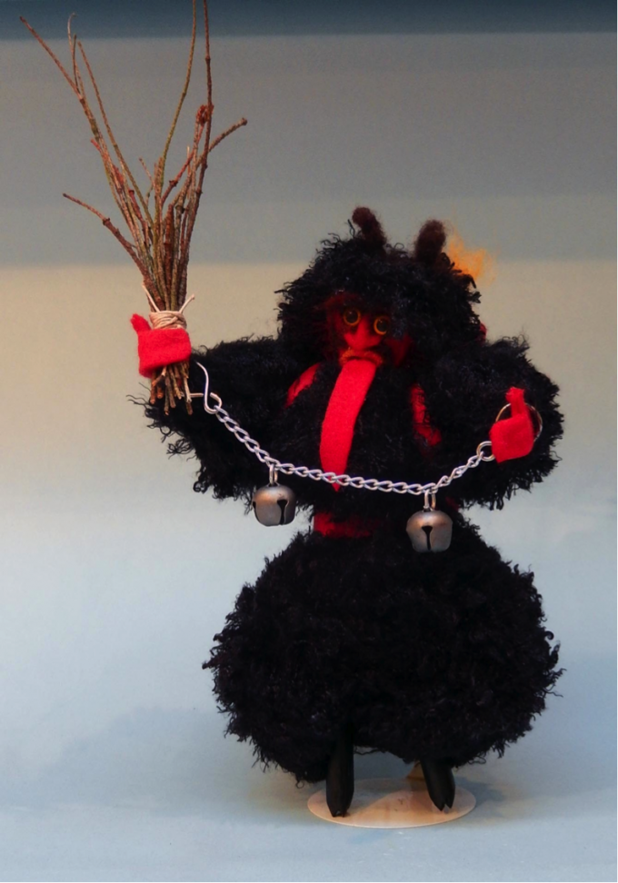 Make A Christmas Krampus Boing Boing
