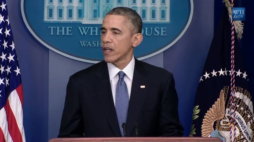 "Obama on hack: ""Sony made a mistake"" in killing 'The Interview'"