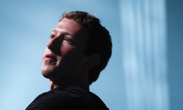 Mark Zuckerberg in 2013. Photograph: Jonathan Ernst/Reuters