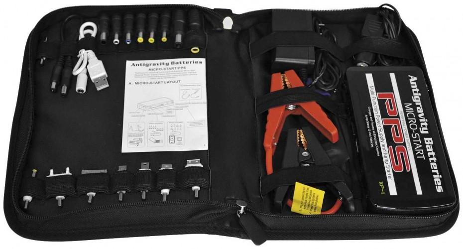 Antigravity Batteries Micro-Start Jump Starter/Personal Power Supply XP-1 XP-1