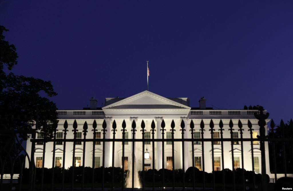 A general view of the White House in Washington September 30, 2013 [REUTERS/YURI GRIPAS]