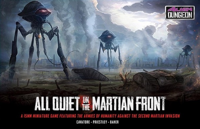 All Quiet On The Martian Front Boing Boing