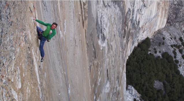 WATCH: heart-pounding first free ascent of El Capitan's Dawn Wall