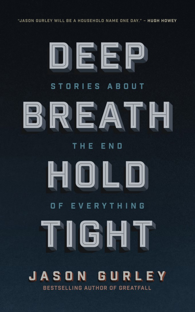 Deep Breath Hold Tight, emotionally crushing science fiction