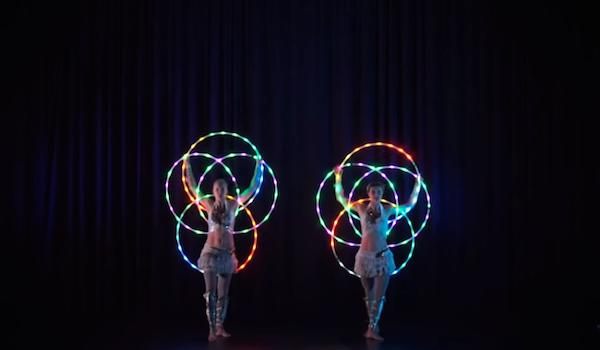 led-hoop