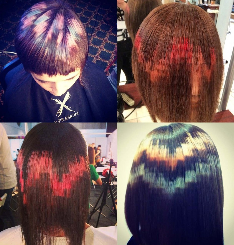 Xpression Hair Colors