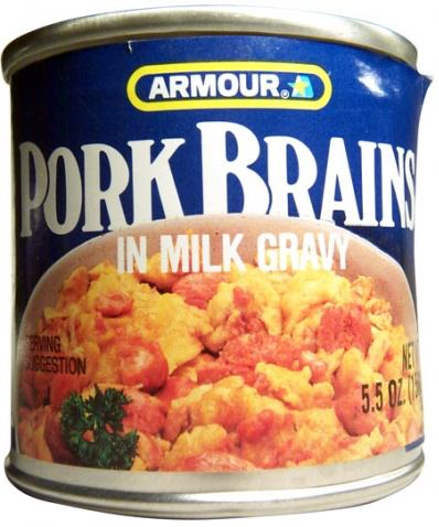 pork-brains