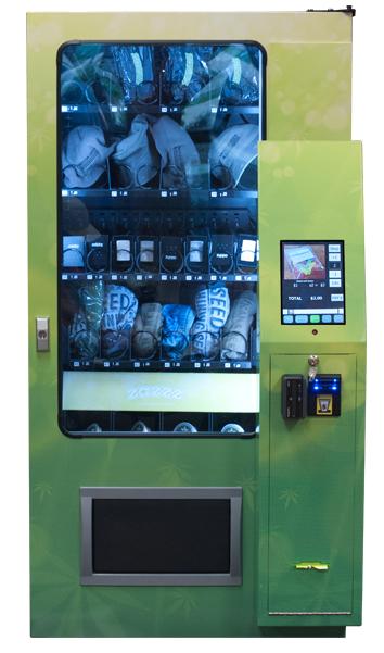 Marijuana vendingmachine