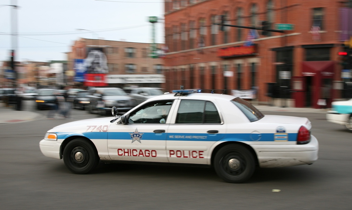 Chicago Students Police The Police Chicago Police Department
