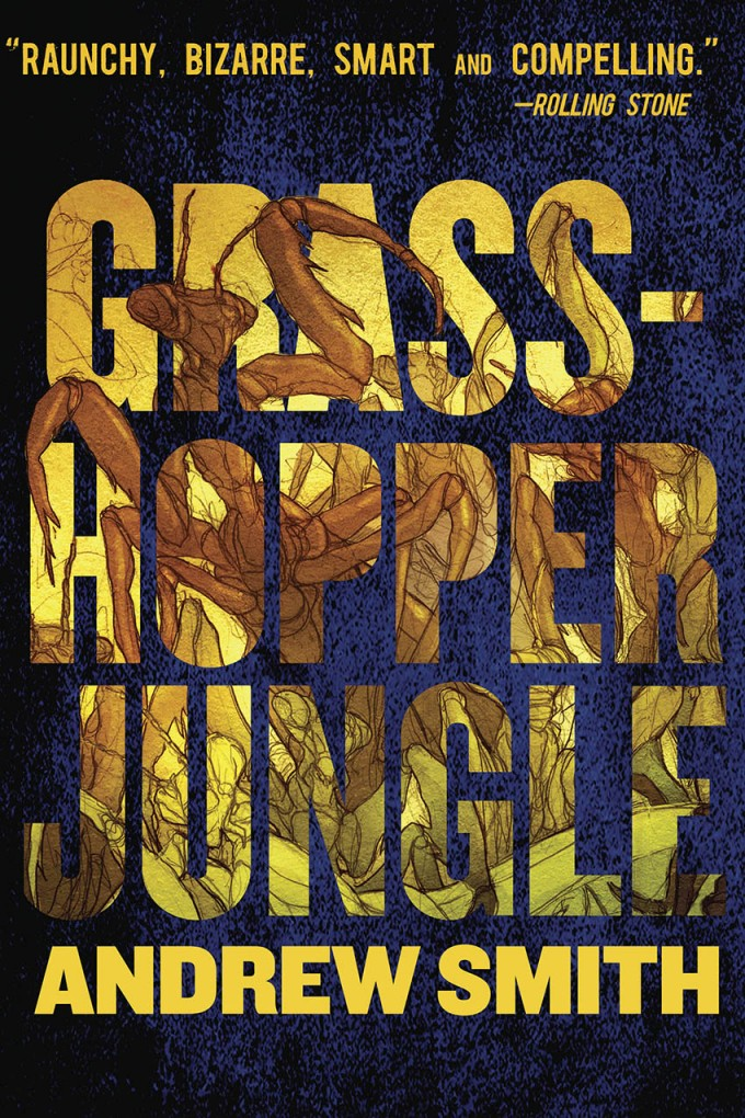 Grasshopper Jungle takes angst to its allegorical limit