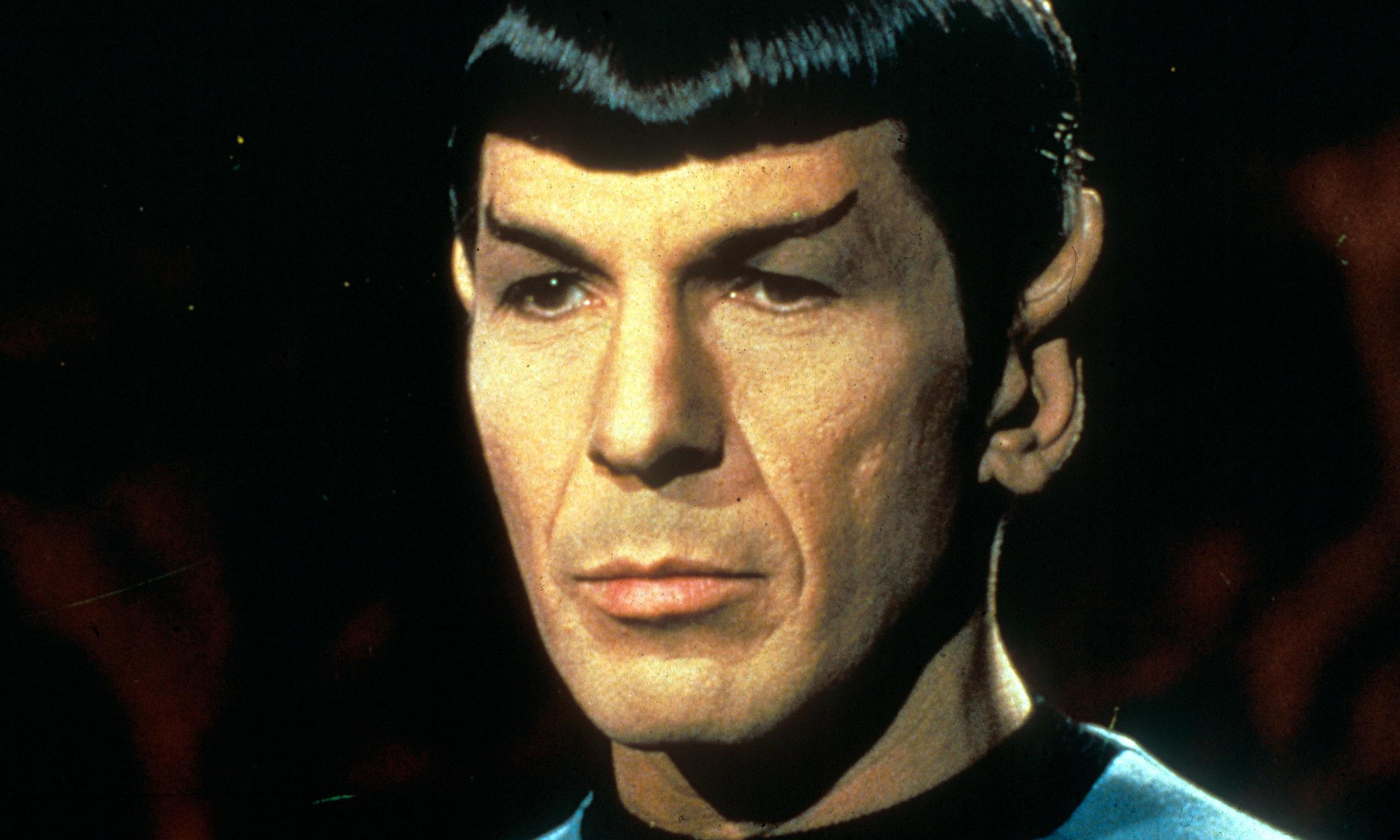 Leonard Nimoy Spock Leonard Nimoy, ...