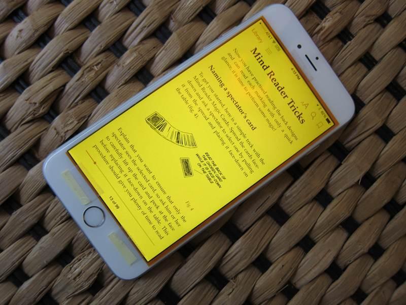 Iphone X Orange