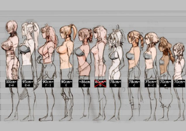 """Video games' """"breast physics"""" issue"""
