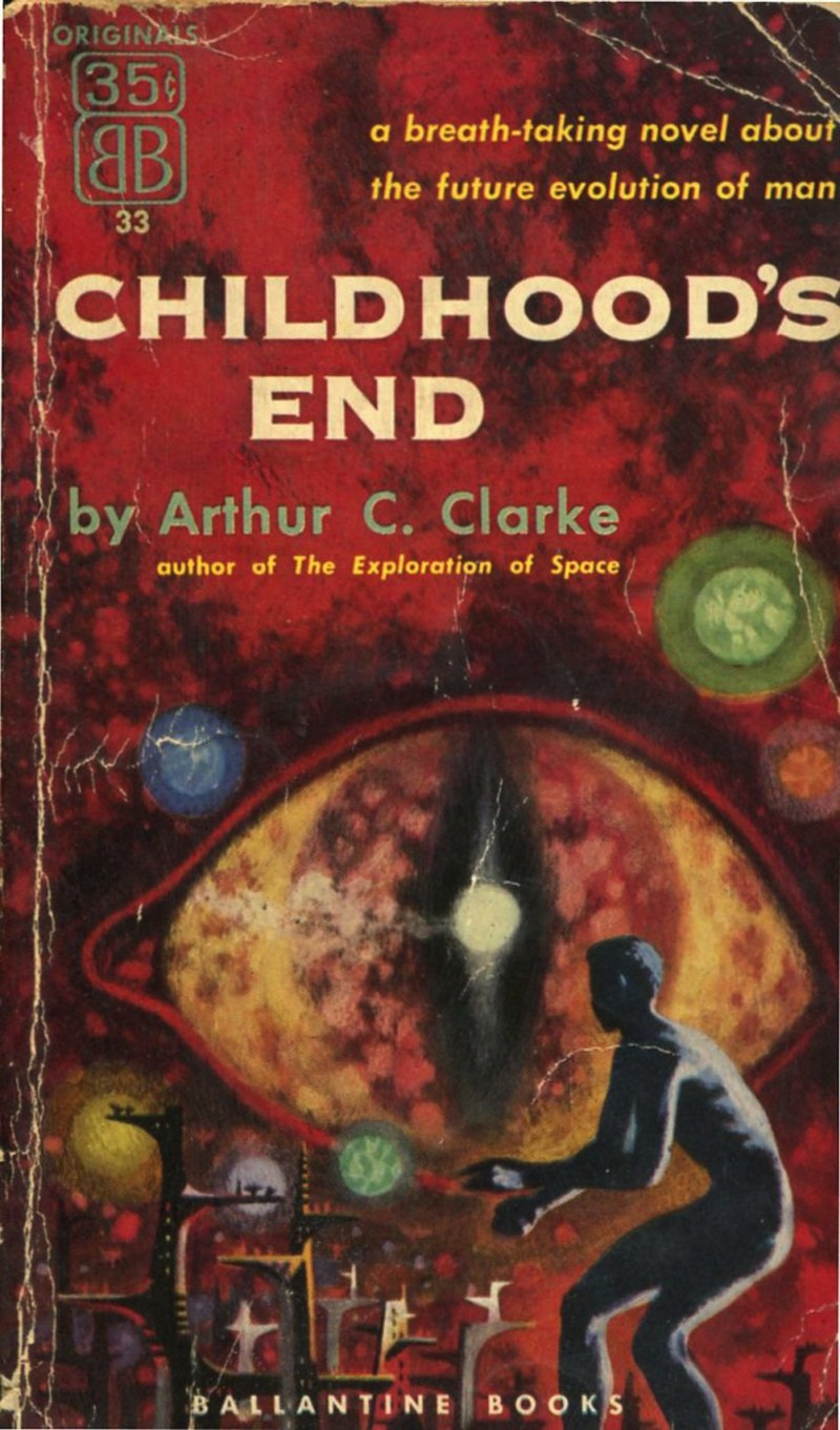 Book Cover Artist Science Fiction : Mark dery on richard powers s science fiction pulp art
