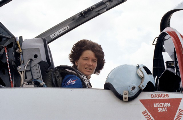 The importance of Sally Ride, America's first female ...