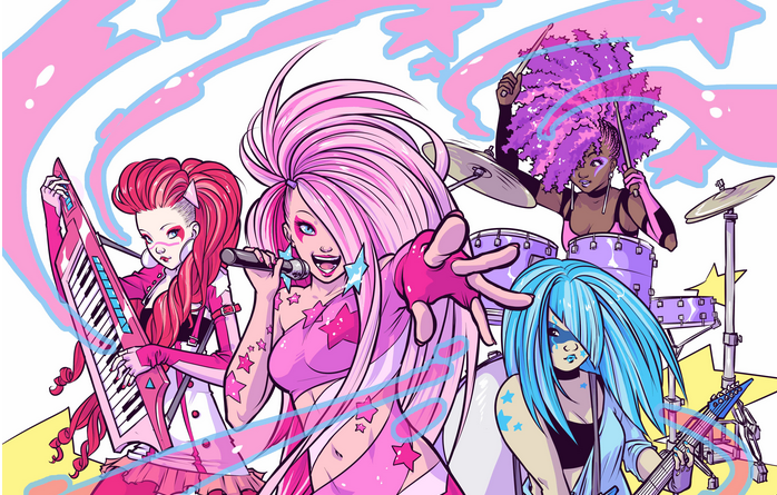 Jem and the holograms porn