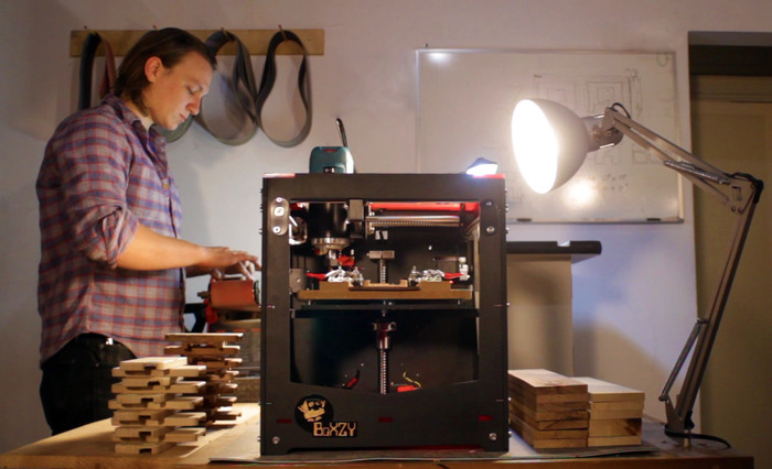 Boxzy All In One 3d Printer Cnc Mill Amp Laser Engraver