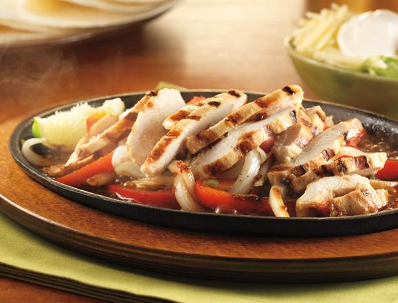 Chicken Fajitas Restaurant Near Me