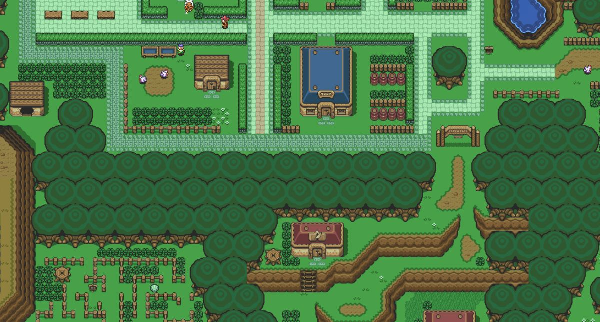 Whoa its zelda a link to the pasts world map in living detail whoa its zelda a link to the pasts world map in living detail offworld gumiabroncs Image collections