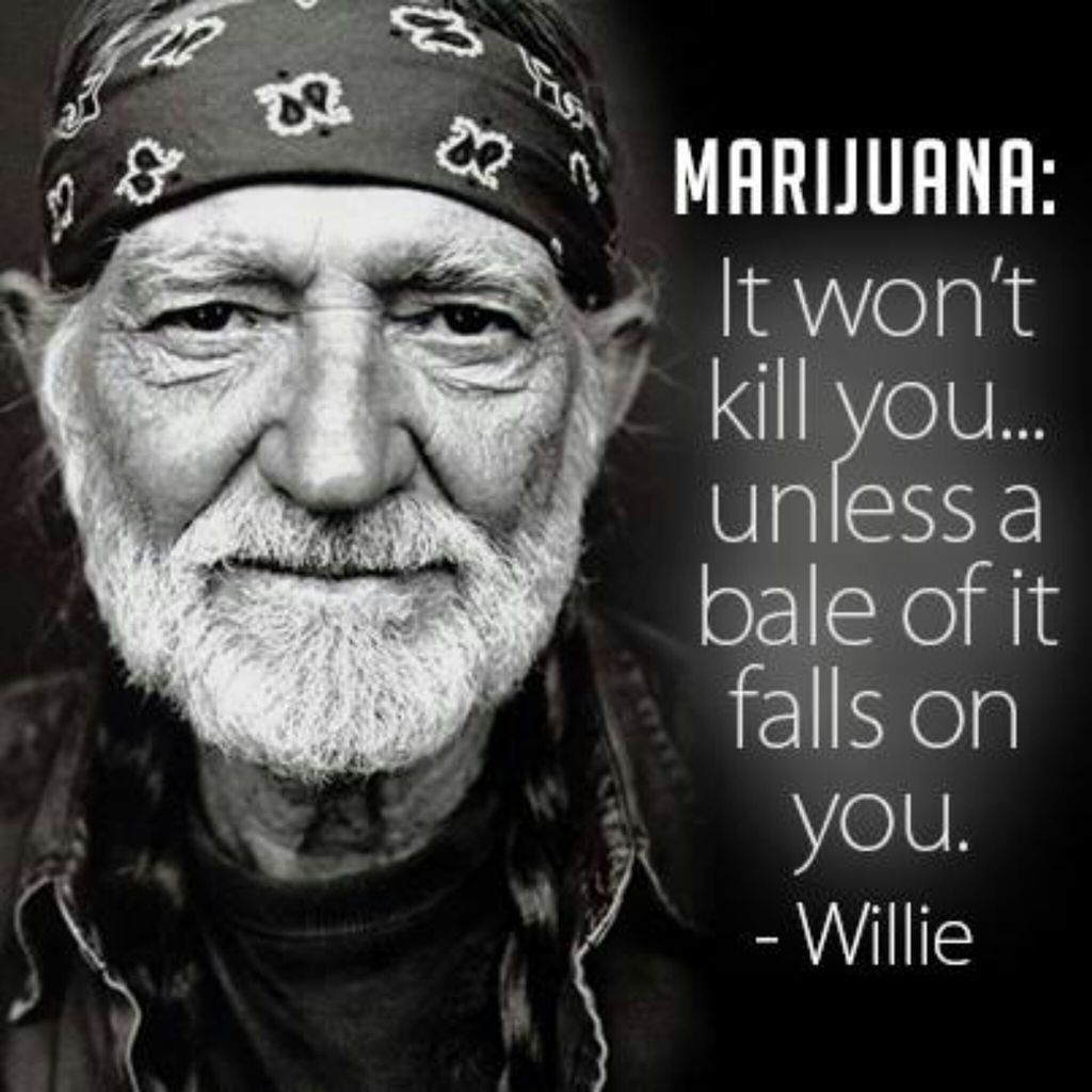 Willie Nelson Launching A Personally Branded Strain Of