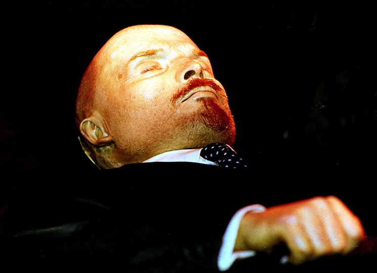 A Grave Interest: Embalming World Leaders, Long-Term |Lenin Body Maintenance