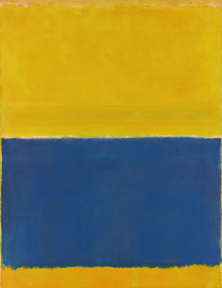 exquisite rothko masterpiece sold for bargain price of 46